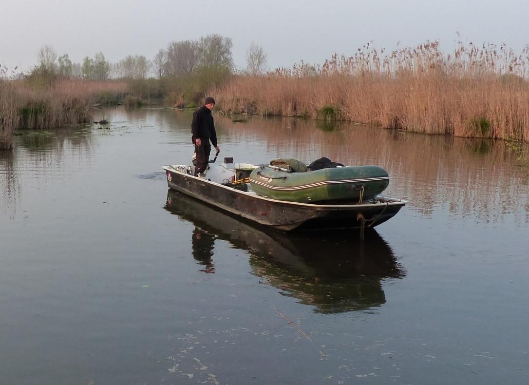 Das Wallerboot